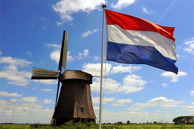 Nationale Hollandse Vlag